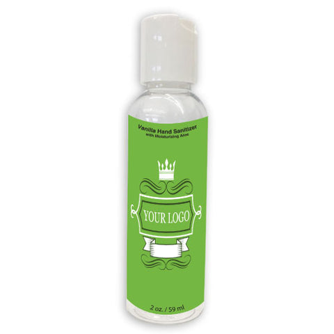 2 oz Refillable Bottle Hand Sanitizer