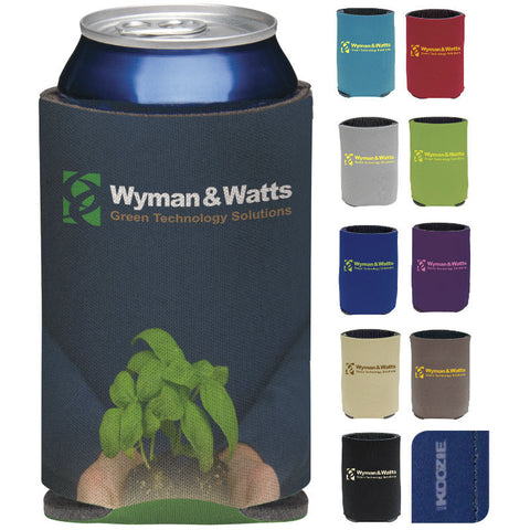 Collapsible Eco Koozie Can Kooler