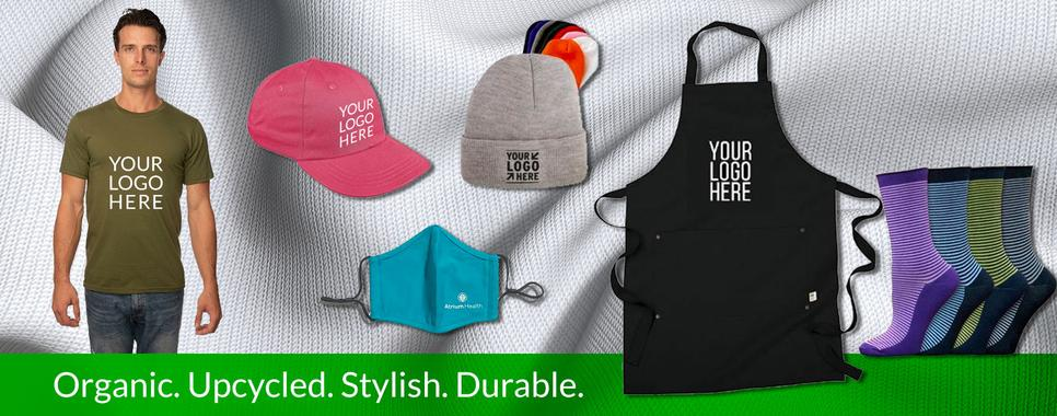 Sustainable Promotional Apparel