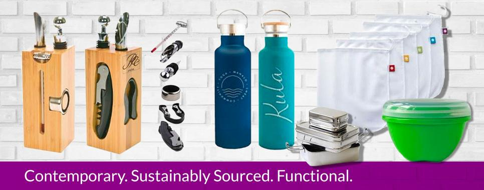 sustainable outdoor promotional products