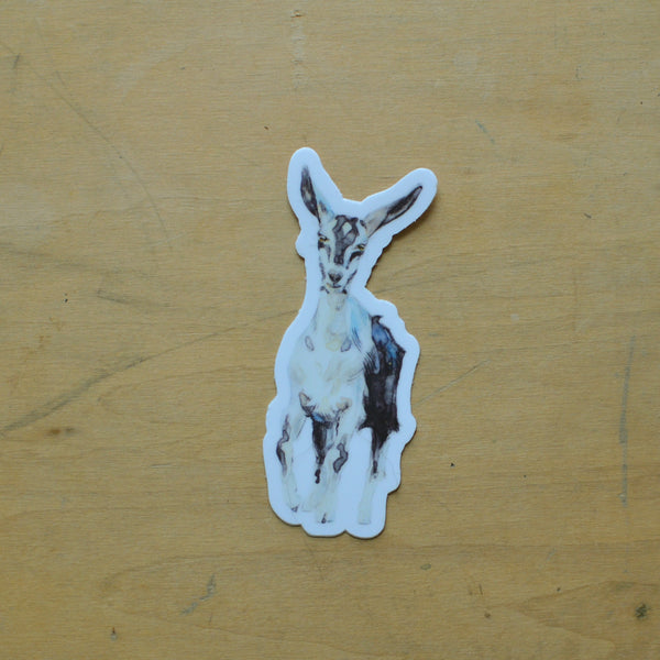 Vada Goat Sticker