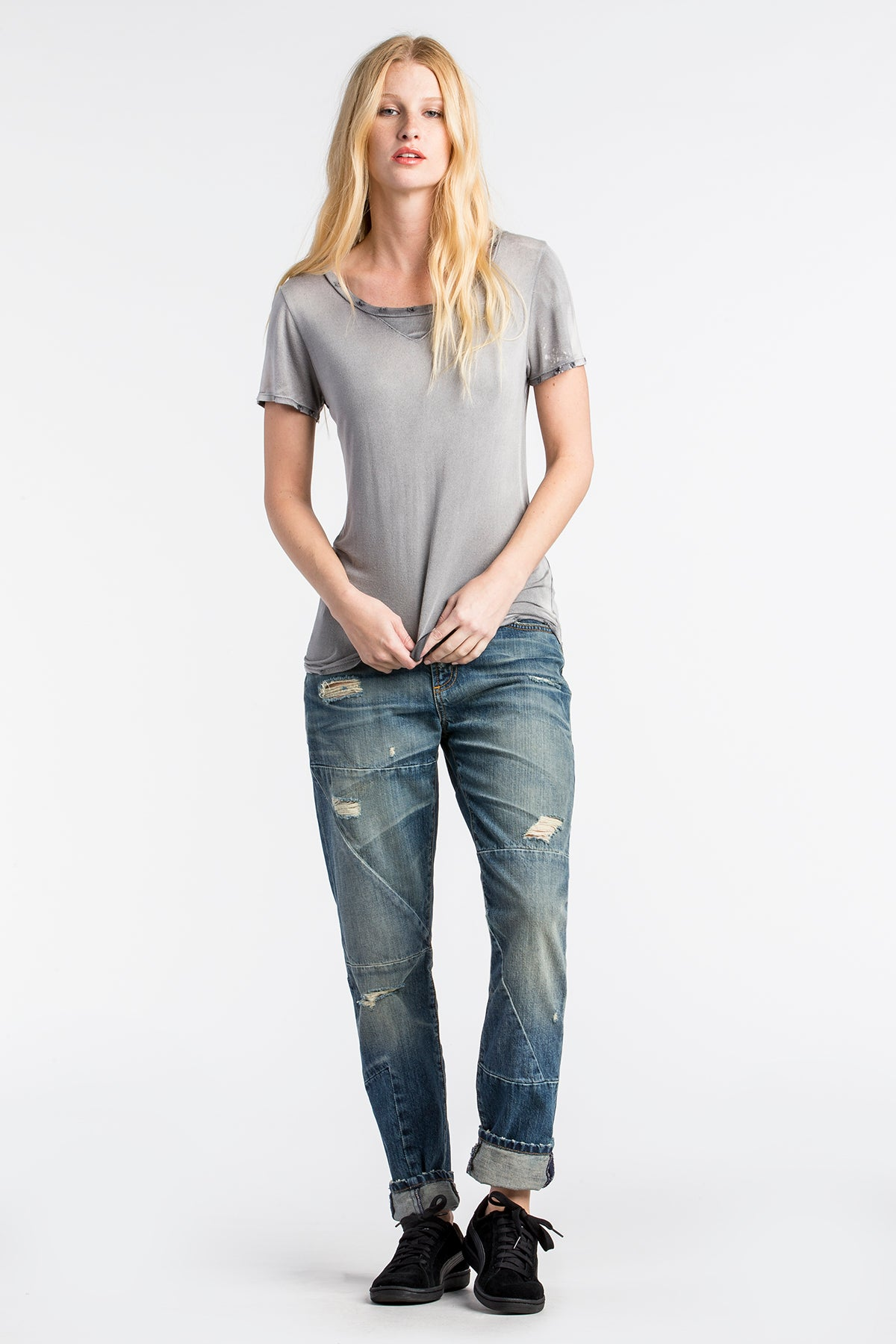 Eve Boyfriend Straight Jean
