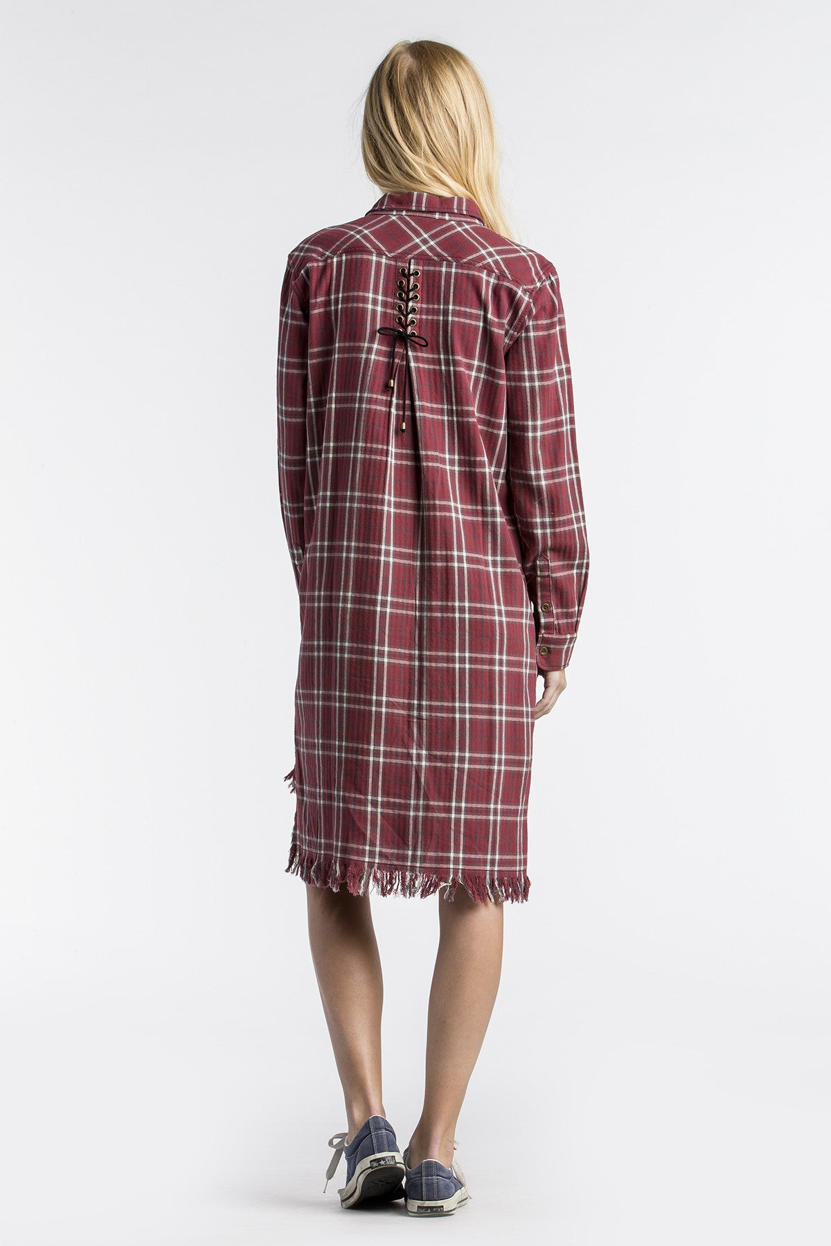 Rustic Realness Shirt Dress