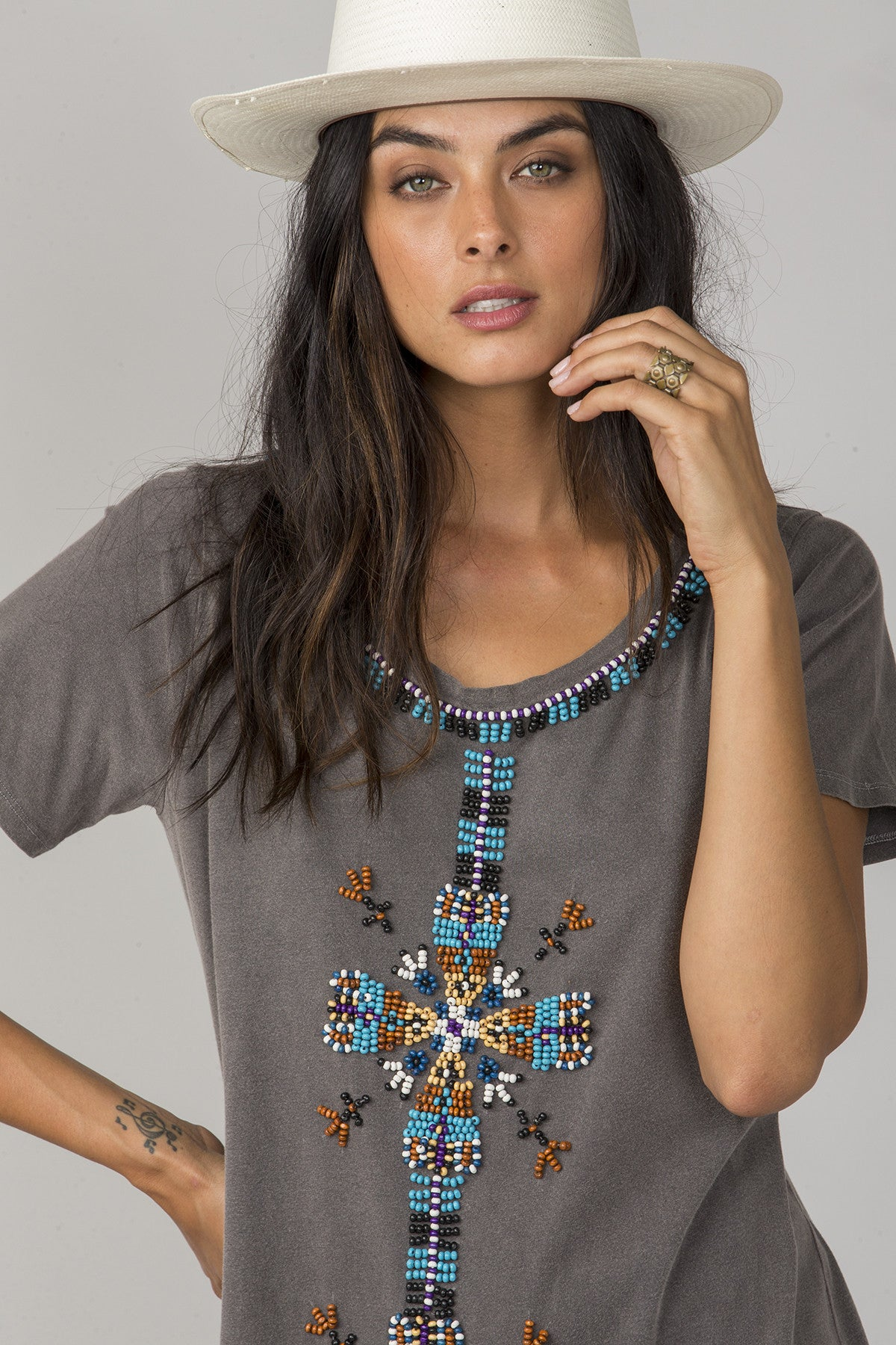 Tribal Fusion Top