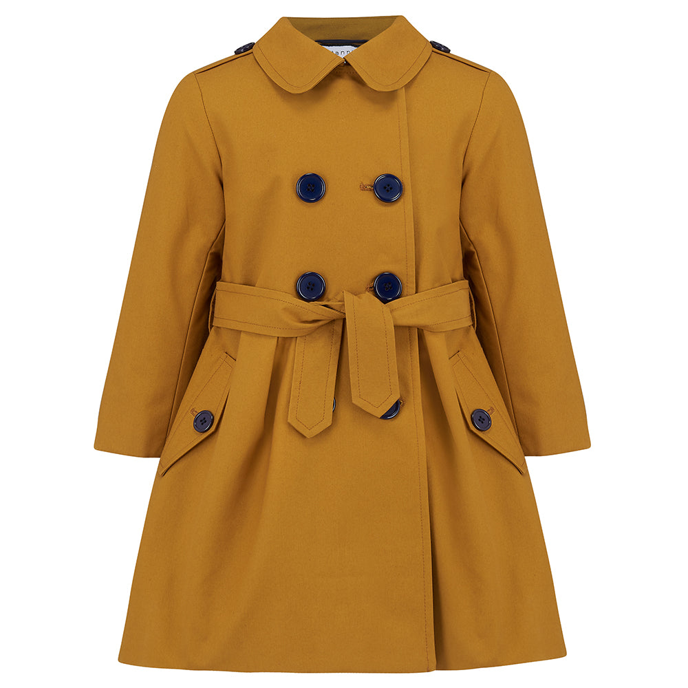 Britannical luxury children's clothing girls coat boys coat made in britain