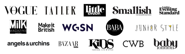 Britannical press coverage Britannical luxury children's coats luxury kids coats luxury children's clothing made in Britain