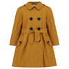The Bayswater Girls Trench Coat - Mustard