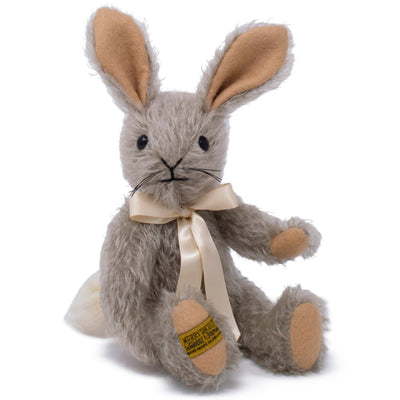 Britannnical London Merrythought Soft Toy Rabbit Binky Bunny Luxury Children's toys kids toys luxury gifts for children children's gifts made in britain