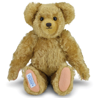 Britannnical London Merrythought Teddy Bear Edward Christopher Robin's Teddy Bear Winnie the Pooh Luxury Teddy Bear Luxury Children's toys kids toys luxury gifts for children children's gifts made in britain