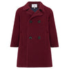 Clerkenwell Bridge Coat - Regency Burgundy