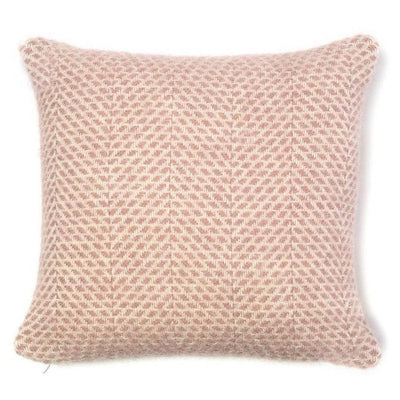 Britannical luxury children's cushion pink wool gifts for baby gifts for babies gifts for children children's gifts made in Britain