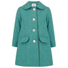 Chelsea Girls Coat - Cheyne Green
