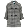 British luxury boys girls bridge coat made in britain