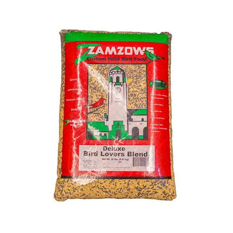 Zamzows Deluxe Bird Lovers Blend 20 LB