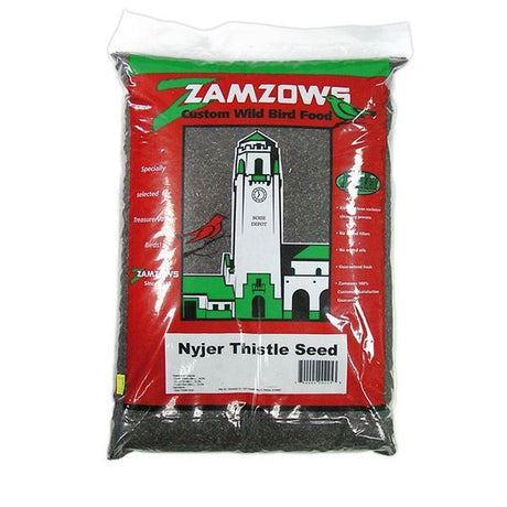Zamzows Nyjer Thistle Seed 14 LB