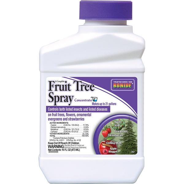 Bonide Fruit Tree Spray Concentrate 16 OZ