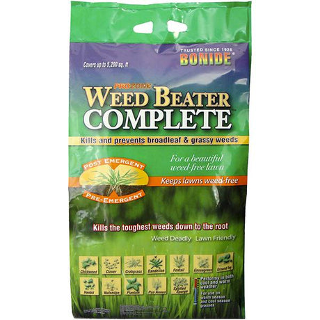 Bonide Weed Beater Complete 10 LB