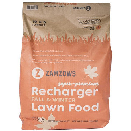 Zamzows Winter Recharger 10-6-6