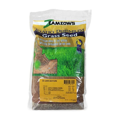 Zamzows Custom Lawn Mix 5 LB