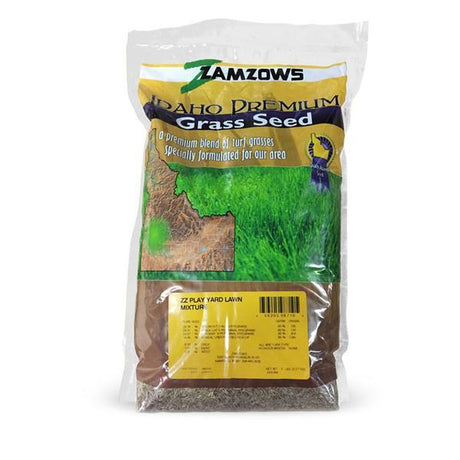 Zamzows Play Yard Lawn Mix 5 LB