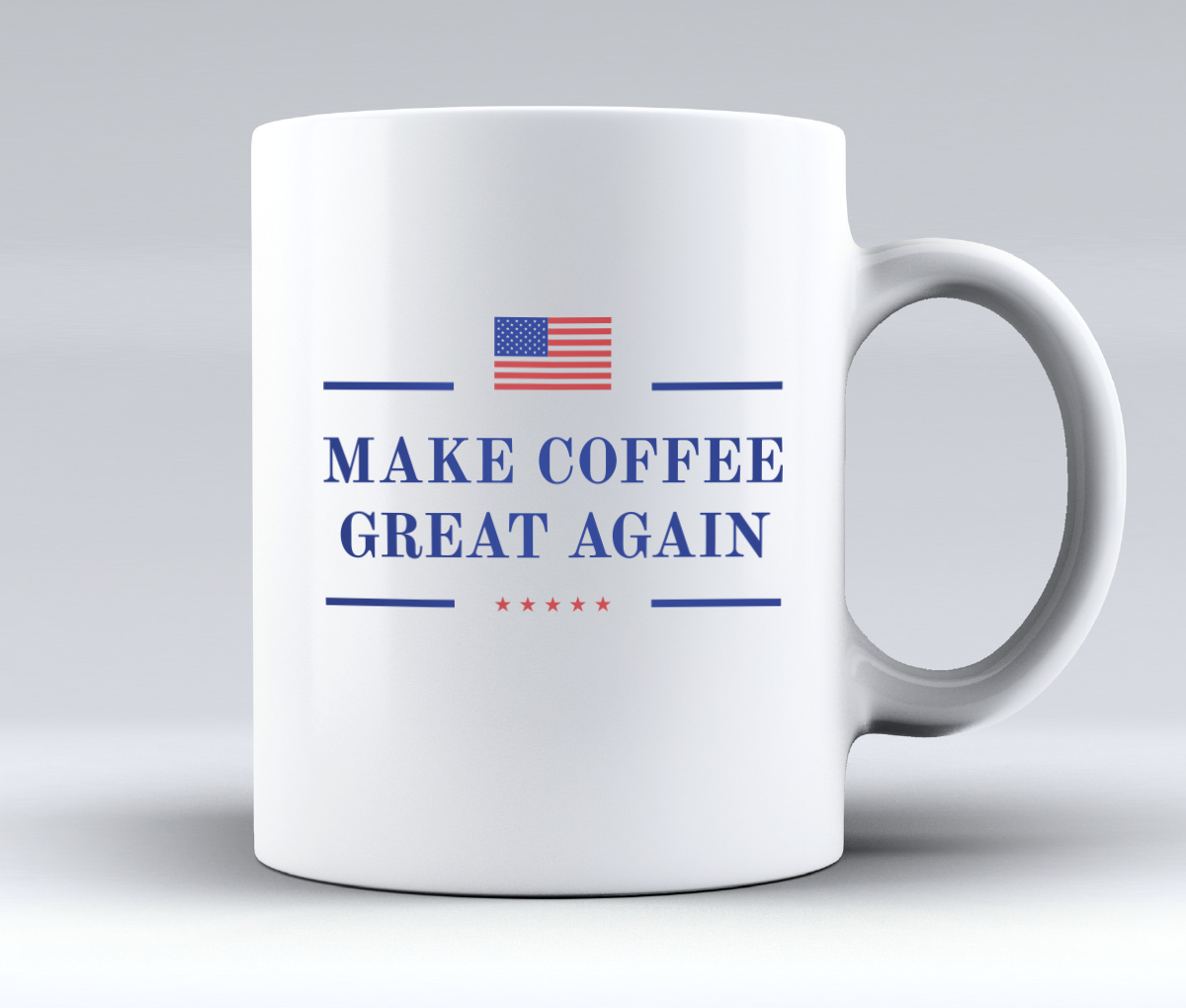 Home » Home Goods » Make Coffee Great Again Mug