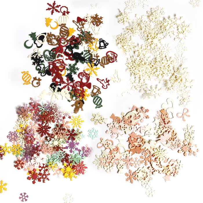 SNOWFLAKE Mixing Color