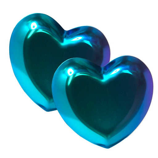 Metal Heart Tray (2pcs)