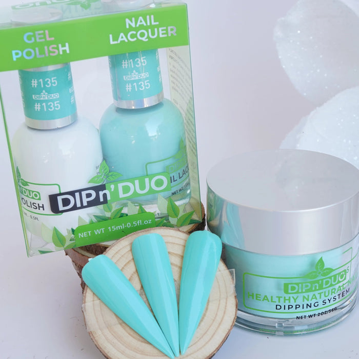 DIP n' DUO Holidays Collection ( 4-IN-1 Matching 121-150)
