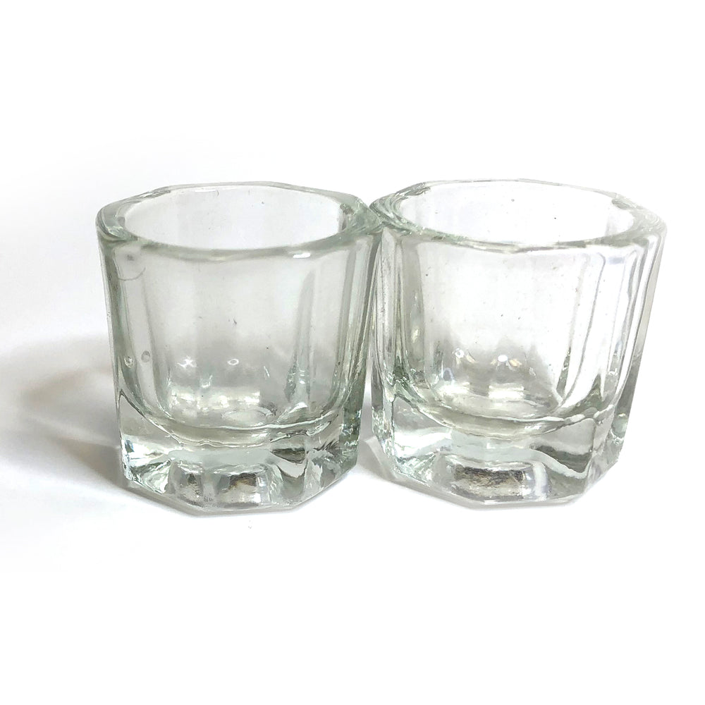 Glass Crystal Cup (2pcs)