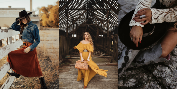 2019 NFR Style Guide Featuring Vogt Western Influencers