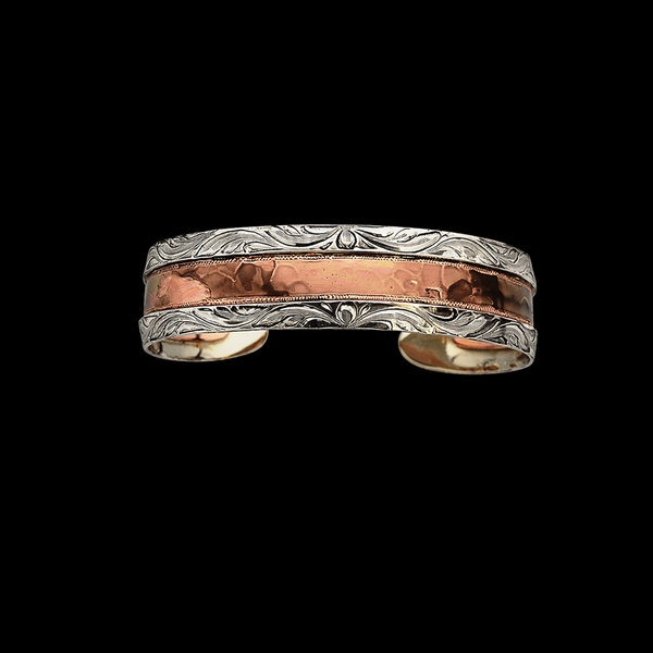 Vogt Silversmiths Bracelets The Canyon Daytime Cuff