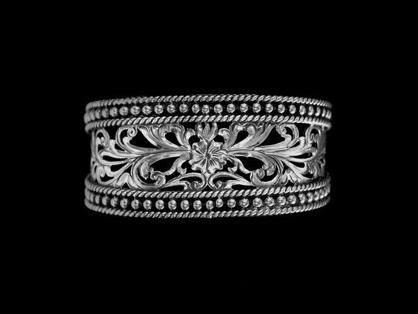 Vogt Silversmiths Bracelets The Valley Vista Cuff 014-046