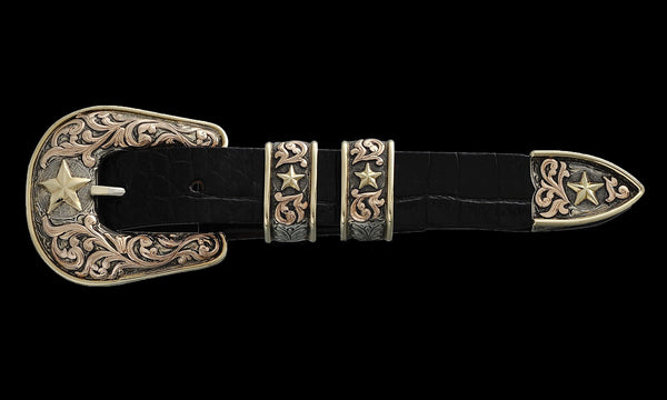 Vogt Silversmiths Chet Vogt Signature Series Buckles Default The Chet Vogt Brazos River