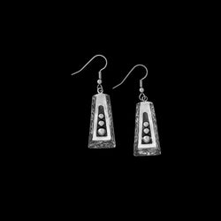 Vogt Silversmiths Earrings The Blair Apollo