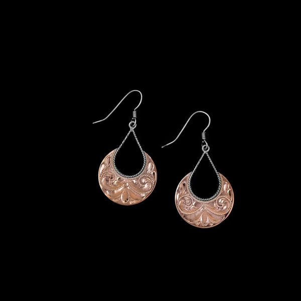 Vogt Silversmiths Earrings The Copper Canyon