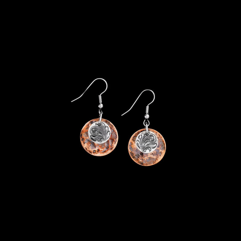 Vogt Silversmiths Earrings The Corriente
