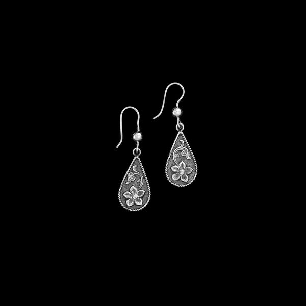 Vogt Silversmiths Earrings The Floralita Drops
