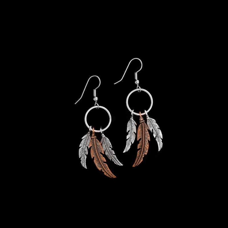 Vogt Silversmiths Earrings The Sweet Dreams