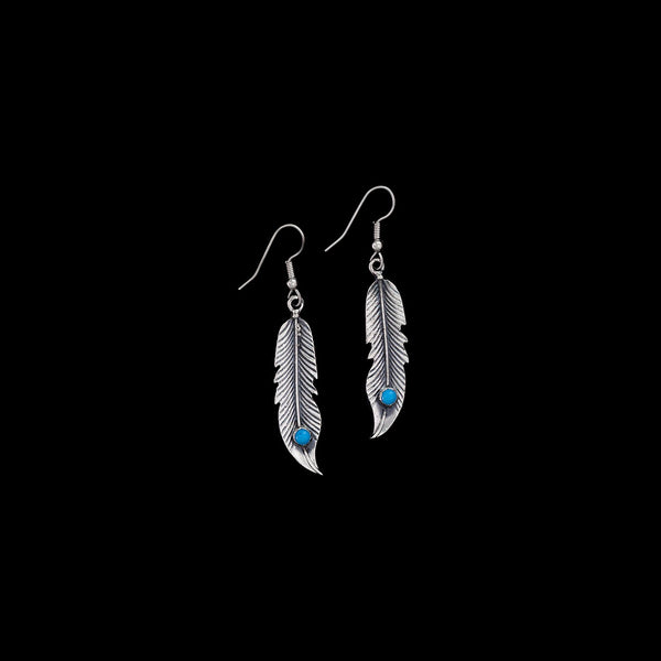 Vogt Silversmiths Earrings The Whitney Pinto