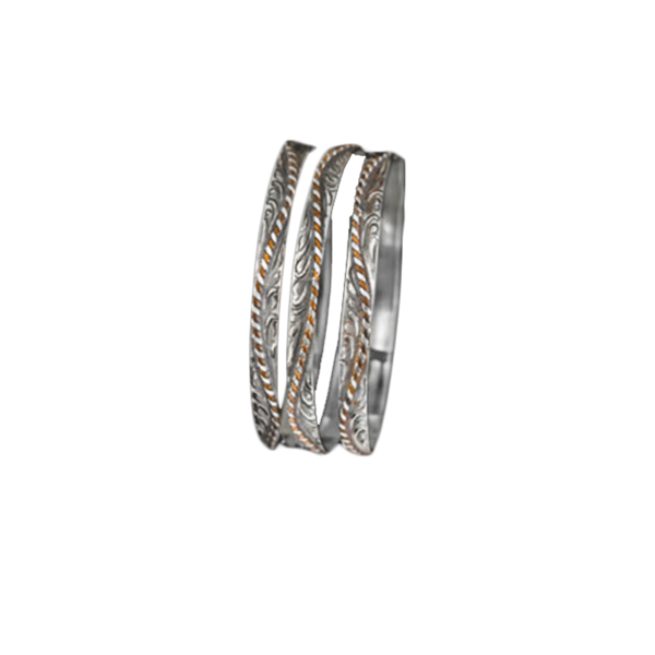 Vogt Silversmiths FINAL SALE SILVER NOW 70% OFF The Vintage Reata Bangles 014-204