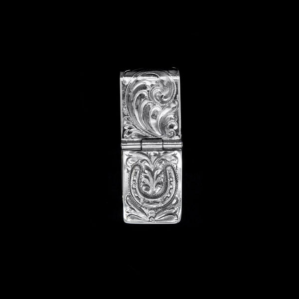 Vogt Silversmiths FINAL SALE SILVER The Lucky Clip