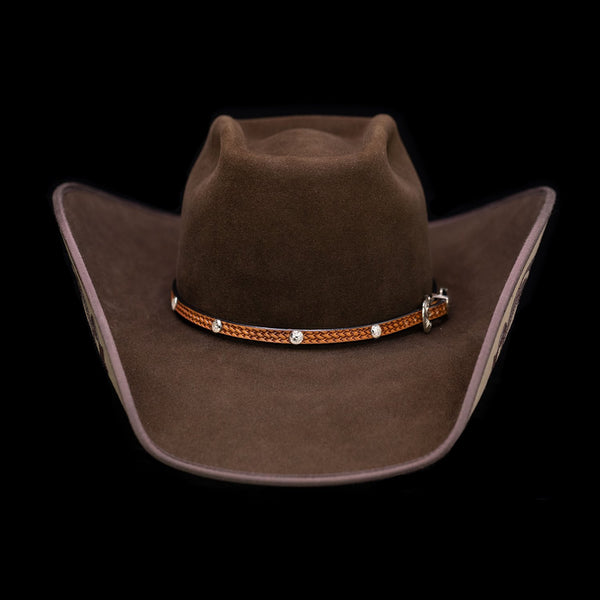 Vogt Silversmiths Hat Bands NEW The Classic Concho Hatband