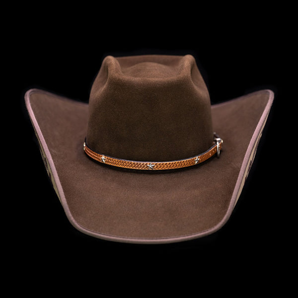 Vogt Silversmiths Hatbands The Americana Hat Band