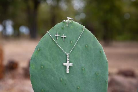Vogt Silversmiths Limited Edition The Classic Clara Cross Collection