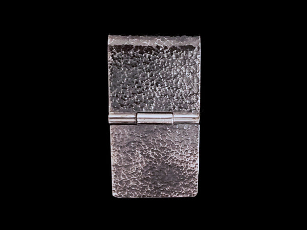 Vogt Silversmiths Money Clips The Hinged Hemmerly The Hemmerly