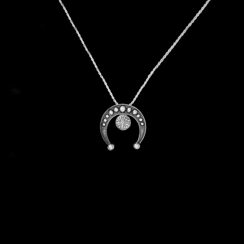 Vogt Silversmiths Pendants NEW! The Crescent Moon Pendant