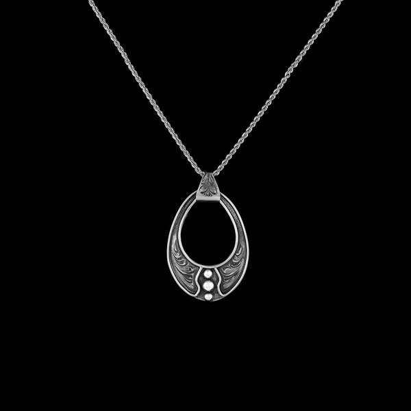 Vogt Silversmiths Pendants The Panama Pendant