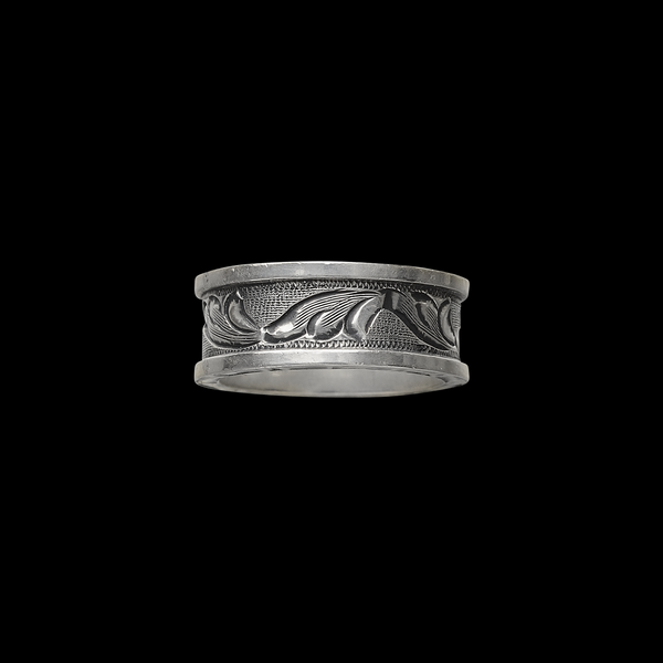 Vogt Silversmiths Rings The Clay Men's Ring