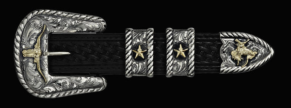 Vogt Silversmiths Sale Buckle Sets The Canyon Crossing 071-480-5