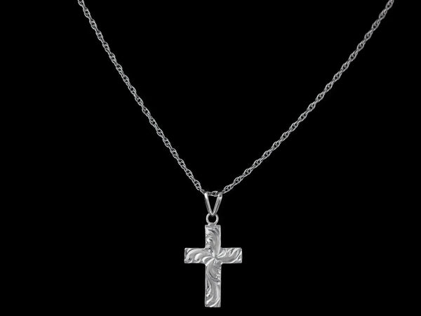 Vogt Silversmiths Sale Necklaces NOW 60% OFF The 1881 Clara Cross 016-015